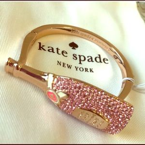 Kate Spade STUNNING Toast of the Town Bangle ♠️